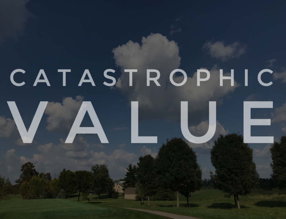 Catastrophic Value and Happiness